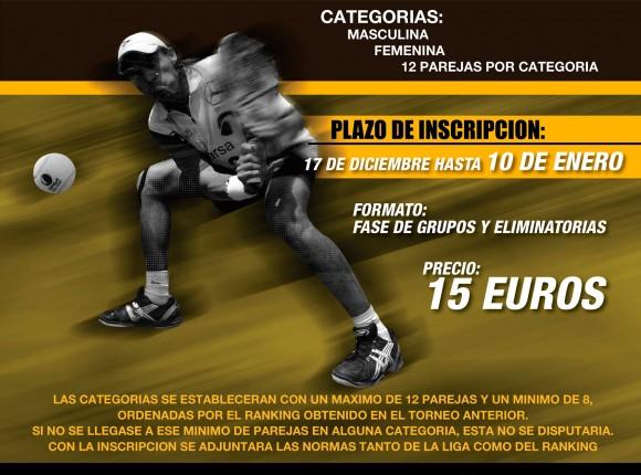 XVII Liga de pádel Club Los Llanos – Escuela AP Albacete